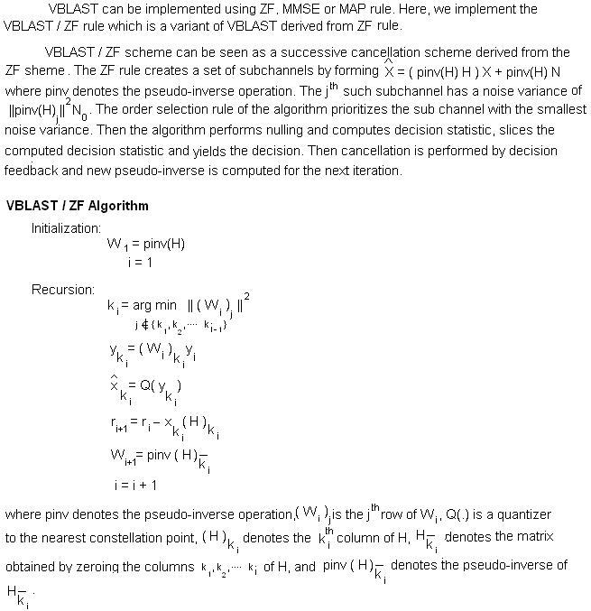 Mimo Qpsk Matlab Code