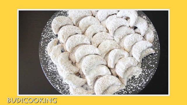 Resep Kue Putri Salju Keju