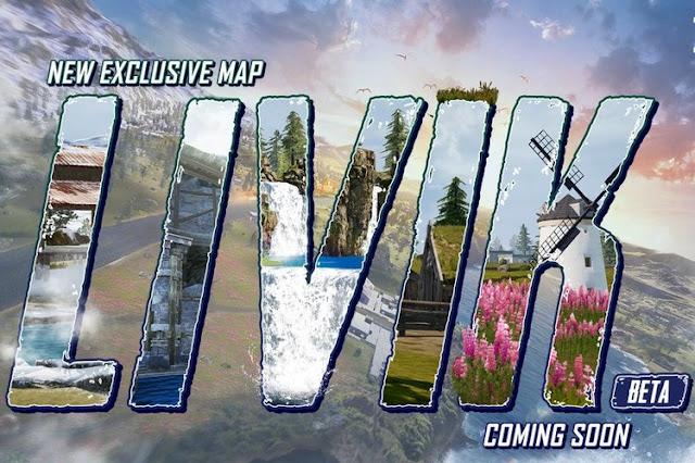 ببجي موبايل تطرح خريطة Livik الجديدة قريبًا