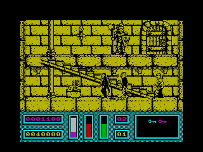 Night Hunter (ZX Spectrum)