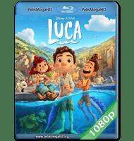 LUCA (2021) 1080P HD MKV ESPAÑOL LATINO