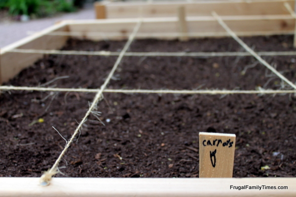 Growing Vegetables In Our Driveway The Best Soil For Raised Garden Beds Frugal Family Times