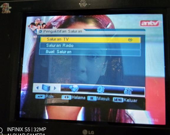Cara Mencari Siaran SCTV Indosiar TV One Matrix Burger S3 Yang Hilang Telkom 4 Parabola C-Band Jaring 2 LNB