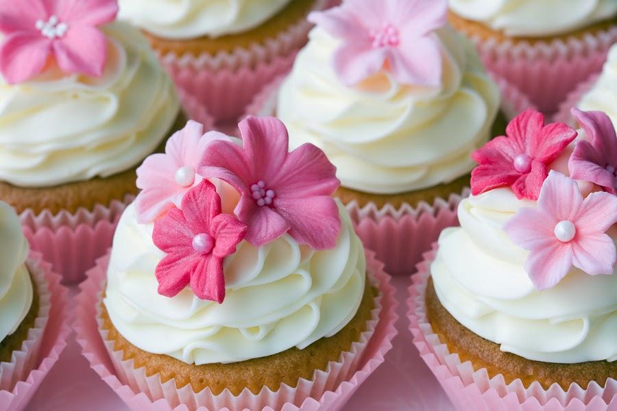 Wedding Cupcake Decorations