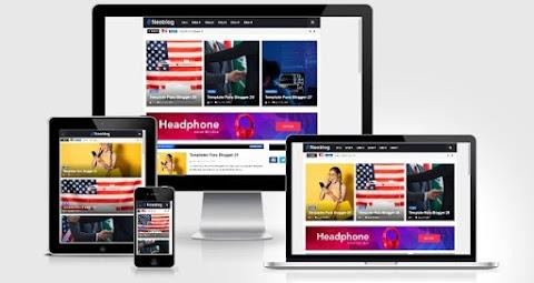 Templates Blogger NeoBlog responsivo
