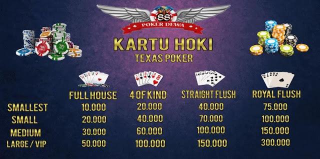 Promo kartu hoki texas poker
