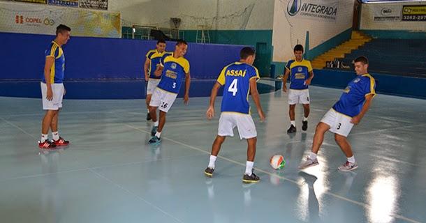 e576c5af19 Atendendo as exigências da Federação Paranaense de Futsal