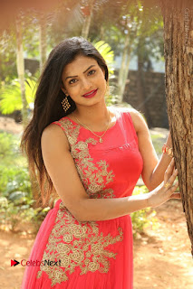 Telugu Actress Anusha Stills at Dhyavudaa Movie Teaser Launch  0026.JPG