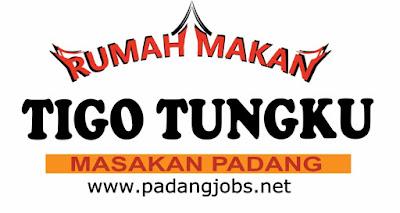 Lowongan Kerja Padang: Rumah Makan Tigo Tungku April 2018