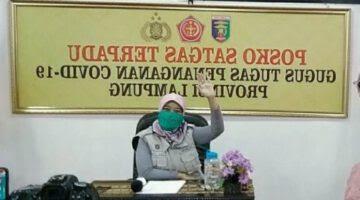 Cegah Penyebaran Covid19, Pemprov Lampung Tiadakan Safari Ramadhan