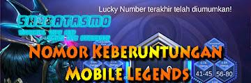 Nomor Keberuntungan Mobile Legends, Yang Bisa Kamu Coba