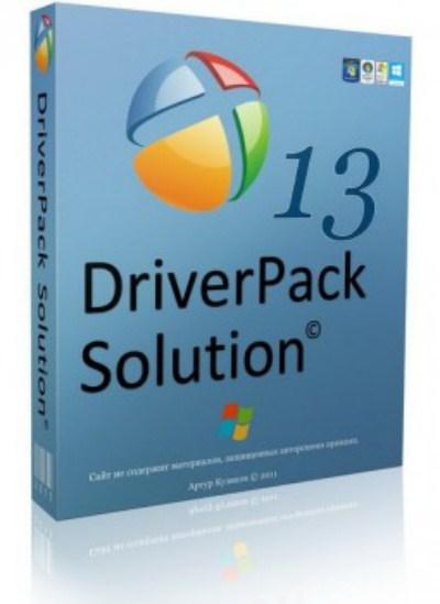 DriverPack Solution V.13.0.314 Final | 4.5 Gb - Graphic Design