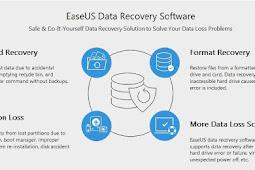 Recovery Data dengan EaseUS Data Recovery Software