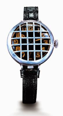 El reloj de pulsera de Girard-perregaux para la armada alemana