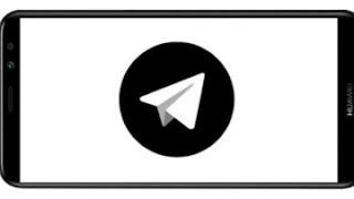تنزيل برنامج Telegram v5.12.0 Black  Mod مدفوع مهكر بلون الاسود الوضع الليلي بدون اعلانات بأخر اصدار من الميديا فاير