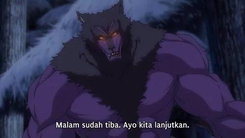 Katsute Kami Datta Kemono-tachi e Episode 9 Subtitle Indonesia