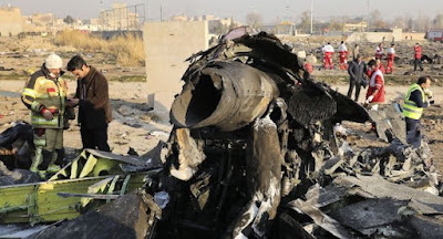 Іран назвав винного в знищенні авіалайнера компанії МАУ