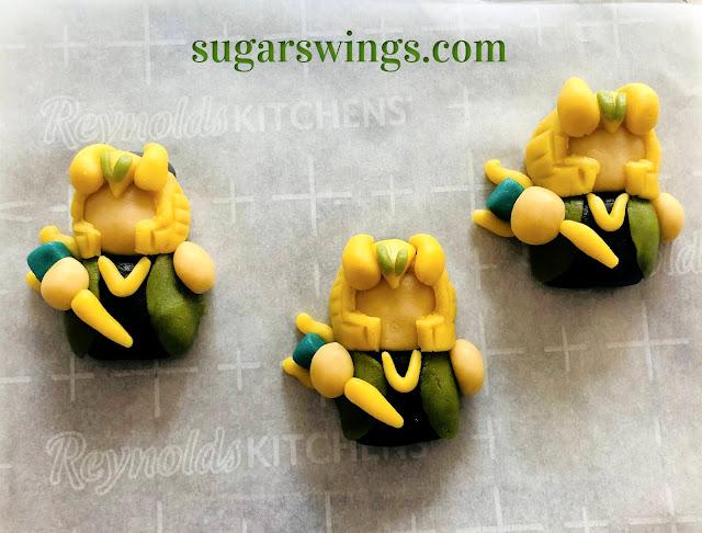 Make Loki Cookies