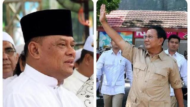 Uang Gatot Lebih dari Prabowo, Gerindra: Bisa Beli Berapa Partai?