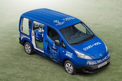 οχήματα μηδενικών ρύπων της Nissan