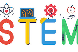 STEM, Science, Technology, Engineering And Mathematic,
