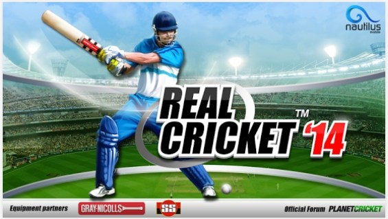 real cricket 14 free android cricket ipl game download