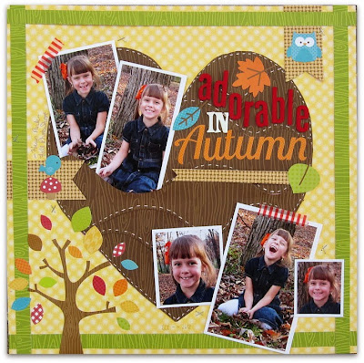 Happy Harvest by Doodlebug Design - Kiwi Lane Templates