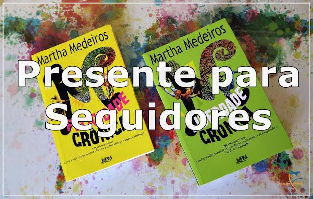 Livros Martha Medeiros