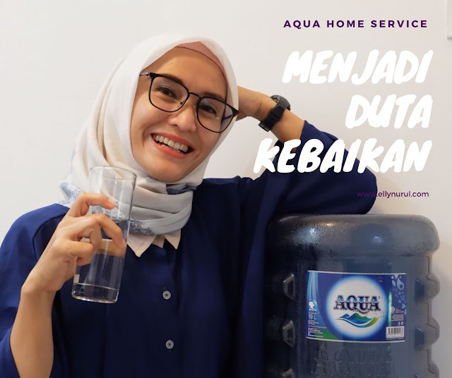 duta kebaikan AQUA Home Service