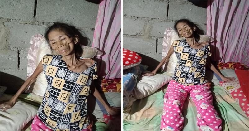 40-Anyos na Ina, Nangangailangan ng Tulong Para sa Kanyang Karamdaman!