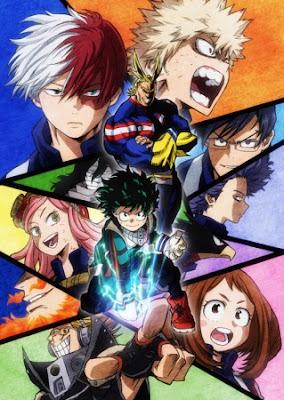Assistir Boku no Hero Academia 2nd Season My Hero Academia 2 Online - Todos os Episódios