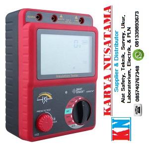 Jual Digital Insulation Tester Megger 2500V Smart Sensor AR907A+ di Bandung