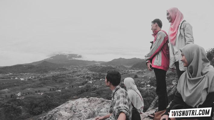 Gunung Gamping Tawangmangu