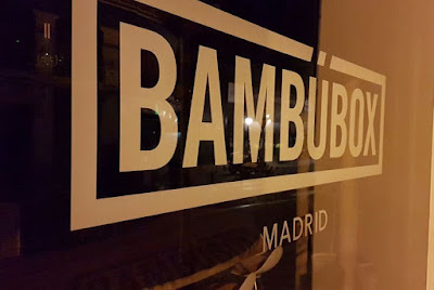 Dining, Review, Bambubox, Madrid, Spain, Fdbloggers