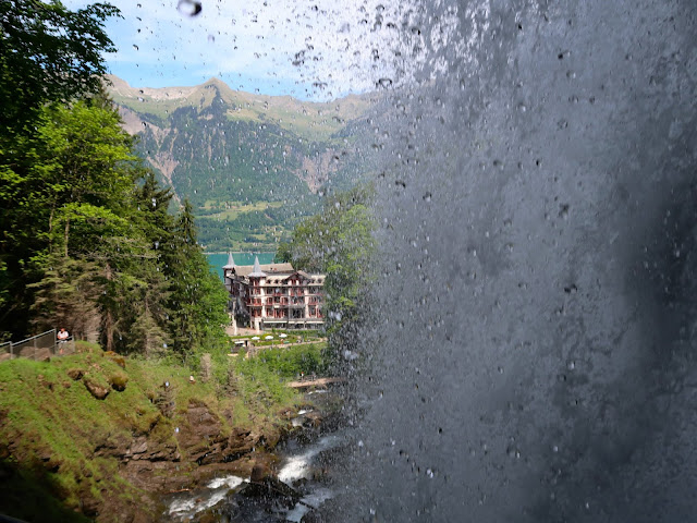 cataratas Giessbach Brienz Suiza