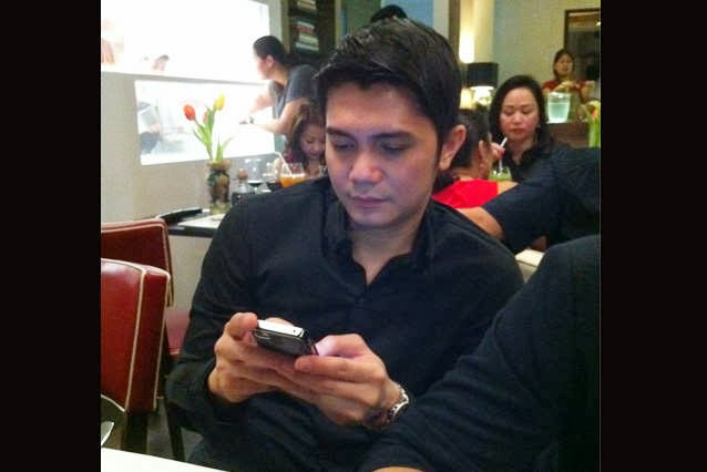Vhong Navarro text messages o Cedric Lee