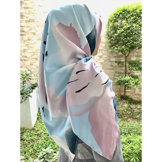 Jilbab Segi Empat Maxmara Tebal Terbaru (Bahan Halus) Premium