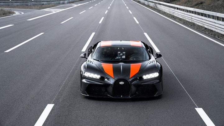 Những mẫu xe mạnh bậc nhất thế giới