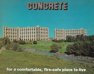 Concrete - for a comfortable, fire-safe place to live