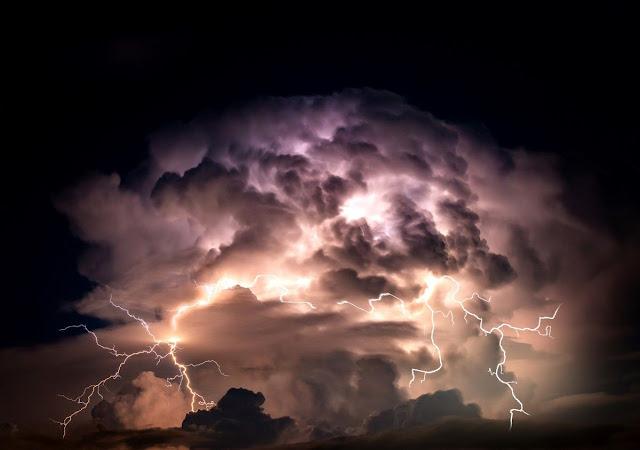 Pronostican intensas lluvias y fuerte viento, del sábado 12 al miércoles16 de junio