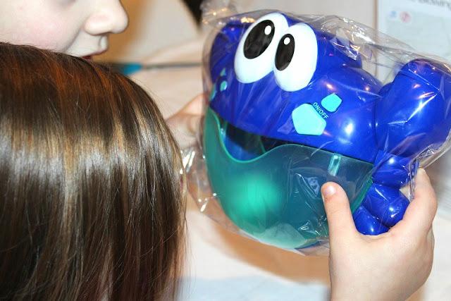 appareil bulle pour le bain