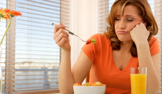 why you don't feel hungry in the morning
