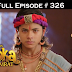 Ashoka Samrat Monday 15th July 2019 On Joy Prime