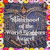 Und noch ein Tag: Sisterhood of the World Bloggers Award