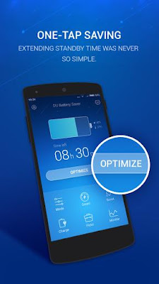 DU Battery Saver [Aplikasi Hemat Baterai HP Android NO.1]