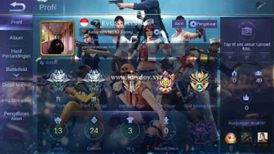Kumpulan Script Background Mobile Legends Terbaru
