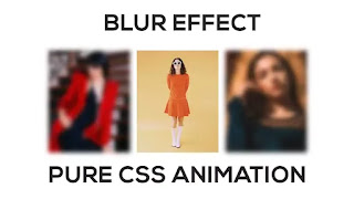 Blur Everything except Hovered Animation | CSS Animation