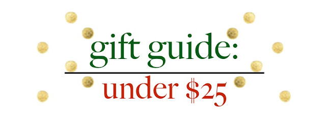 holiday gift guide under 25 dollars parlor girl gift ideas free shipping info