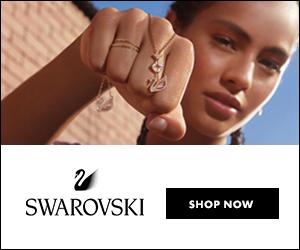 كوبون خصم بقيمة 10% على كل صفقات Swarovski الامارات والسعوديه