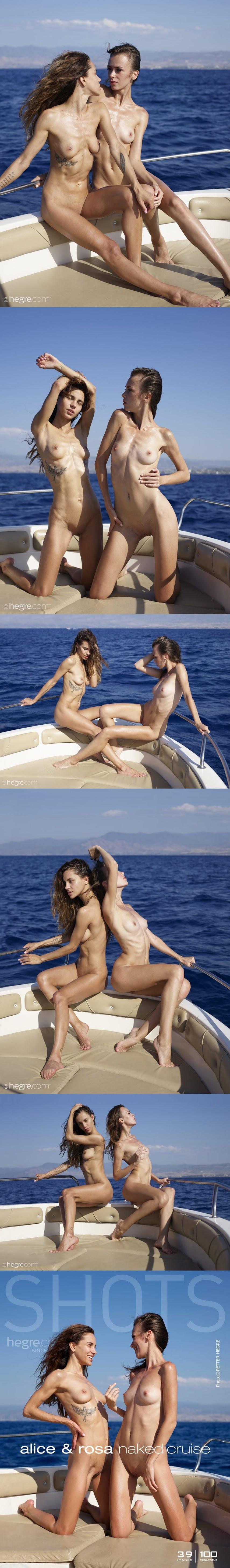 HA  2019-03-10 Alice  Rosa - Naked Cruise